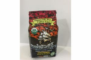 COLOMBIA ORGANIC SINGLE ORIGIN COFFEE