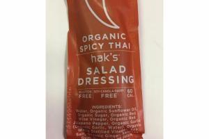 ORGANIC SPICY THAI SALAD DRESSING