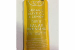 ORGANIC OLIVE OIL & LEMON SALAD DRESSING