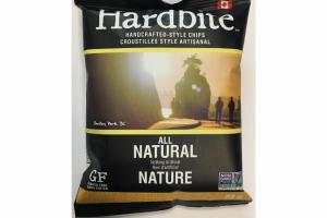 ALL NATURAL HANDCRAFTED-STYLE CHIPS