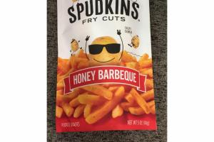 HONEY BARBEQUE POTATO SNACKS