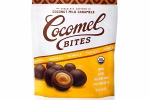 VANILLA COCONUT MILK CARAMELS BITES