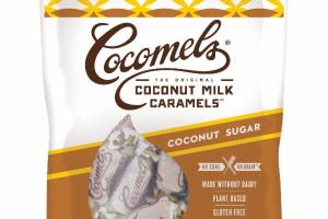 COCONUT SUGAR THE ORIGINAL COCONUT MILK CARAMELS