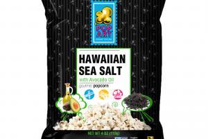 HAWAIIAN SEA SALT WITH AVOCADO OIL GOURMET POPCORN