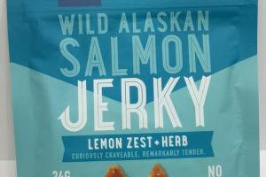 Wild Alaskan Salmon Jerkey