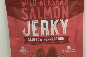 Wild Alaskan Salmon Jerky