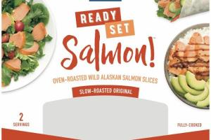 SLOW-ROASTED ORIGINAL SALMON