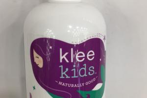 Kids Dazzling Body Lotion With Argan Oil And Golden Honey