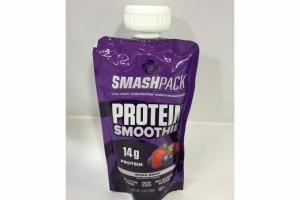 MIXED BERRY WITH APPLE & BANANA PROTEIN SMOOTHIE