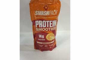 ORANGE PEACH WITH APPLE & PEAR PROTEIN SMOOTHIE