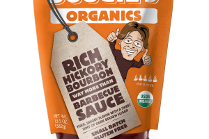 RICH HICKORY BOURBON WAY MORE THAN BARBECUE SAUCE