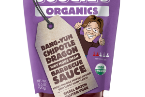 BANG-YUM CHIPOTLE DRAGON WAY MORE THAN BARBECUE SAUCE