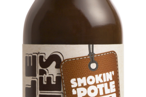 SMOKIN' 'POTLE CHIPOTLE HOT SAUCE