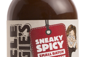 SNEAKY SPICY SMALL BATCH BARBECUE SAUCE