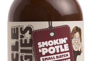 SMOKIN' 'POTLE SMALL BATCH BARBECUE SAUCE