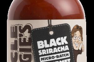 BLACK SRIRACHA MICRO-BATCH GOURMET MARINADE