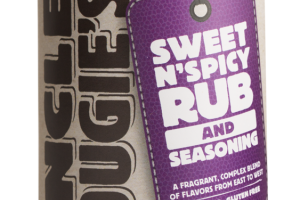 SWEET N'SPICY RUB AND SEASONING