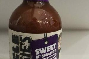 SWEET N'SNAPPY BARBECUE SAUCE