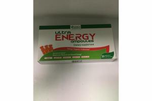 ULTRA ENERGY AMPOULES DIETARY SUPPLEMENT