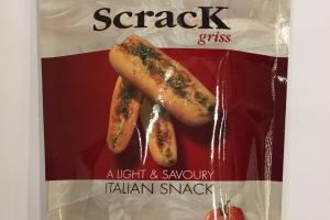 Scrack Griss Italian Snack