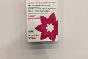 Advanced Triple Action Formula Dietary Supplement