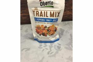 PEPPERED TURKEY JERKY TRAIL MIX