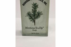 MONTANA YEWTIP SOAP