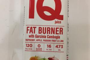 Fat Burner Juice With Garcinia Cambogia