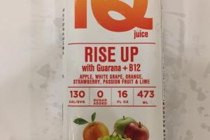 Rise Up With Guarana + B12 Juice