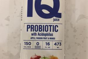 Probiotic With Acidophilus