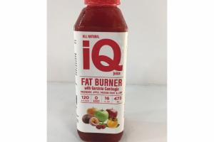 RASPBERRY, APPLE, PASSION FRUIT & LIME FAT BURNER WITH GARCINIA CAMBOGIA