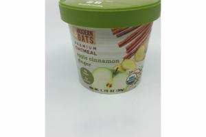 APPLE CINNAMON GINGER PREMIUM OATMEAL