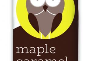 MAPLE CARAMEL COCONUT MILK CHOCOLATE
