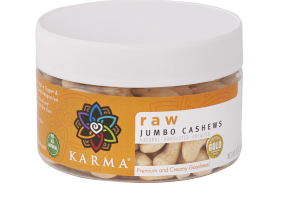 Unsalted Raw Jumbo Cashews