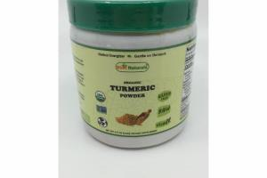 ORGANIC TURMERIC POWDER DIETARY SUPPLEMENT