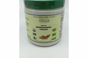 ORGANIC ASHWAGANDHA POWDER DIETARY SUPPLEMENT