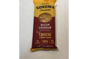 BACON CHEDDAR CHEESE CRISP BAR