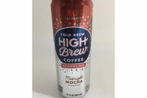 MIDNIGHT MOCHA SPARKLING COLD-BREW COFFEE