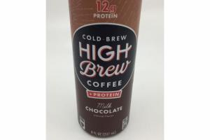 MILK CHOCOLATE COLD BREW + PROTEIN COFFEE