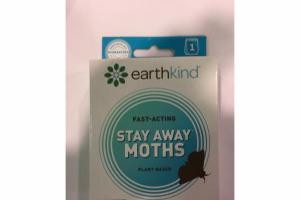 FAST-ACTING STAY AWAY MOTHS