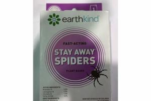 FAST ACTING SPIDERS