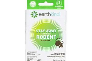 BOTANICAL RODENT REPELLENT