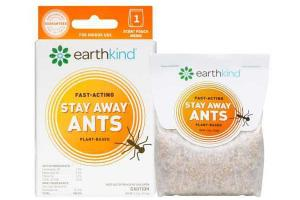 FAST-ACTING PLANT-BASED STAY AWAY ANTS