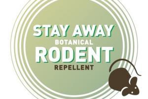 BOTANICAL RODENT REPELLENT MADE WITH BALSAM FIR OIL