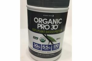 VANILLA 100% PLANT-BASED PROTEIN POWDER