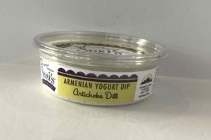 ARTICHOKE DILL ARMENIAN YOGURT DIP