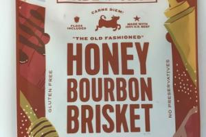 """THE OLD FASHIONED"" HONEY BOURBON BRISKET BEEF JERKY"