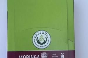 NO ADDED SUGAR BLACK CHERRY MORINGA ENERGY BAR