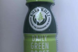 APPLE CUCUMBER DAILY GREEN BOOST DIETARY SUPPLEMENT