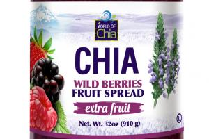 EXTRA FRUIT CHIA WILD BERRIES FRUIT SPREAD